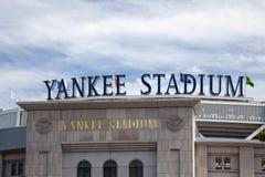 Yankee Stadium immagine stock