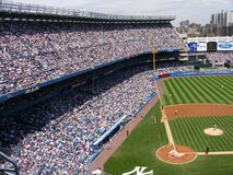 Yankee stadium Royalty Free Stock Photography