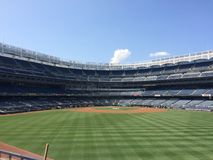 Yankee Stadium, New York royalty free stock image