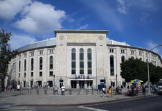 Yankee Stadium in the county of the Bronx New York Royalty Free Stock Photo