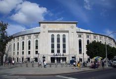 Yankee Stadium in der Grafschaft des Bronx New York lizenzfreies stockfoto