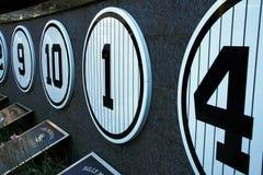 Yankee Stadium Museum - New York Royalty Free Stock Image