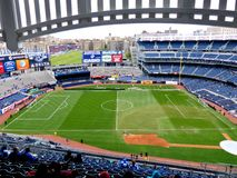 Yankee Stadium. The new modern Yankee Stadium, New York City Royalty Free Stock Photography