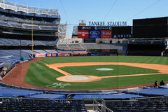 Yankee Stadium - New York Images libres de droits