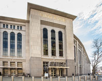 Yankee Stadium NYC Obrazy Royalty Free