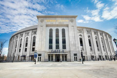 Yankee Stadium NYC stockbilder
