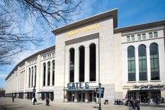 Yankee Stadium NYC lizenzfreie stockbilder