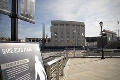 Yankee Stadium viejo Imagen de archivo