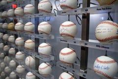Yankee- Stadiummuseum - New York Lizenzfreie Stockfotos