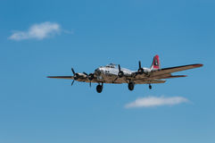 Yankeedam Landing Gear Down Royaltyfria Foton