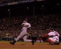 Yankees Derek-Jeter New York Lizenzfreies Stockfoto