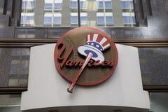 Yankeespeicher Lizenzfreies Stockfoto