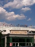 Yankeestadion stockfotografie