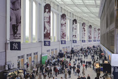 Yankeestadionspromenade Stockbild