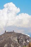 Yanmen-Gebirgspass Stockbild