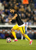 Yannick Ferreira Carrasco of Atletico de Madrid Stock Photos