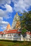 yansangwararam wat pagoda Стоковая Фотография RF
