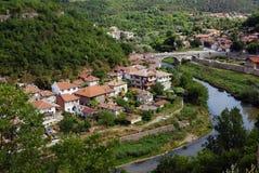 Yantra em Veliko Tarnovo Foto de Stock Royalty Free