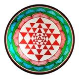 yantra shree στοκ φωτογραφίες