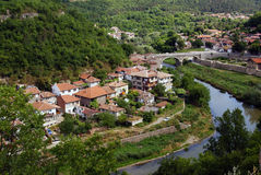 Yantra in Veliko Tarnovo Royalty-vrije Stock Foto