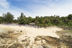 Yanui beach Stock Images