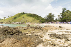 Yanui beach Royalty Free Stock Photos