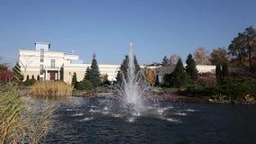 Yanukovychwoonplaats stock videobeelden