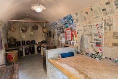 Yaodong: China's Pit Houses imagens de stock