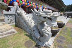 Yaoquansi temple in Jeju Royalty Free Stock Photos