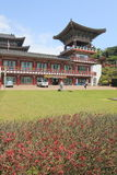 Yaoquansi temple in South Korea Royalty Free Stock Photography