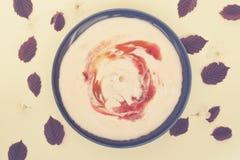 yaourt Image stock