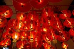 YAOWARAT CHINATOWN BANGKOK THAILAND Stock Foto's