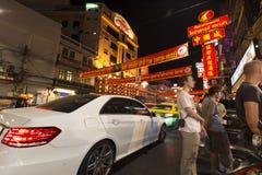 YAOWARAT CHINATOWN BANGKOK THAILAND Stock Photo