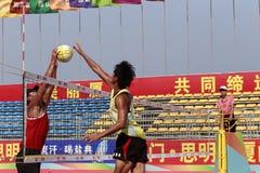Yaoweijie de Luzequan PK Fotografia de Stock