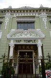 Yap-Tempel stockfotografie