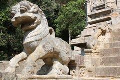 Yapahuwa Шри-Ланка Стоковое фото RF