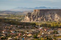 Yaprakhisar village in Cappadocia Stock Photo
