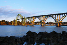 Yaquina Bay Stock Images