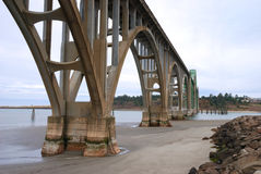 Yaquina Bay Stock Photos