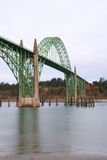 Yaquina Bay Royalty Free Stock Images