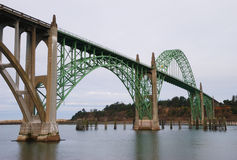 Yaquina Bay Stock Image
