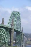 Yaquina Bay Bridge Royalty Free Stock Image