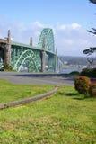 Yaquina Bay Bridge, Stock Images