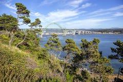 Yaquina Bay Bridge Stock Photos