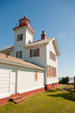 Yaquina Bay Lighthouse Stock Photos