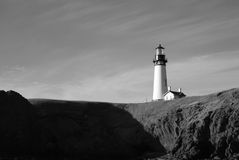 Yaquina Head Lighthouse Stock Photography