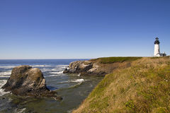 Yaquina Head Lighthouse 4 Royalty Free Stock Image