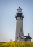 Yaquina Head Lighthouse Stock Image