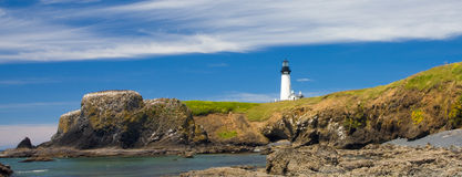 Yaquina Head Natural Area, Oregon Royalty Free Stock Photo