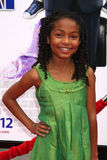 Yara Shahidi Stock Photo